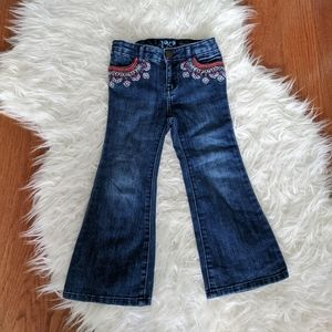 Baby Gap flared bell bottom jeans 3T